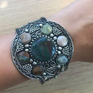 Beautiful cuff bracelet